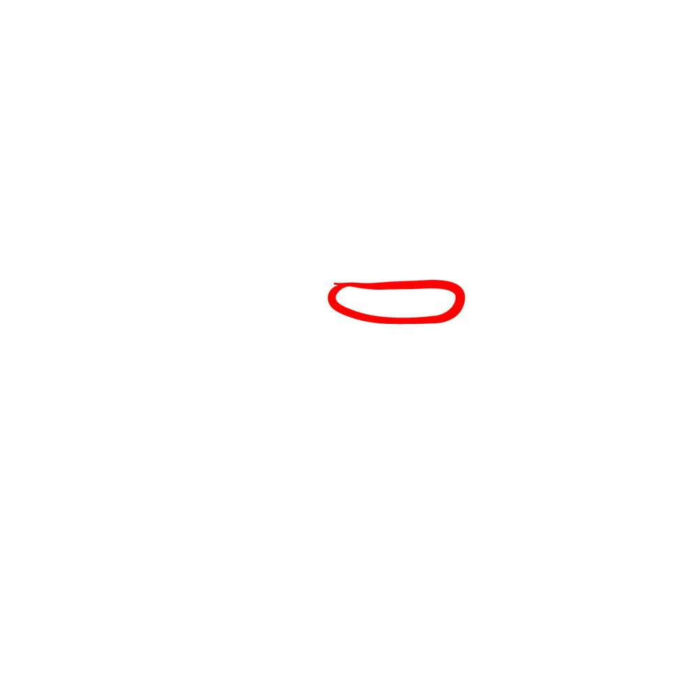 How to draw Red Impostor - FNF - step 01