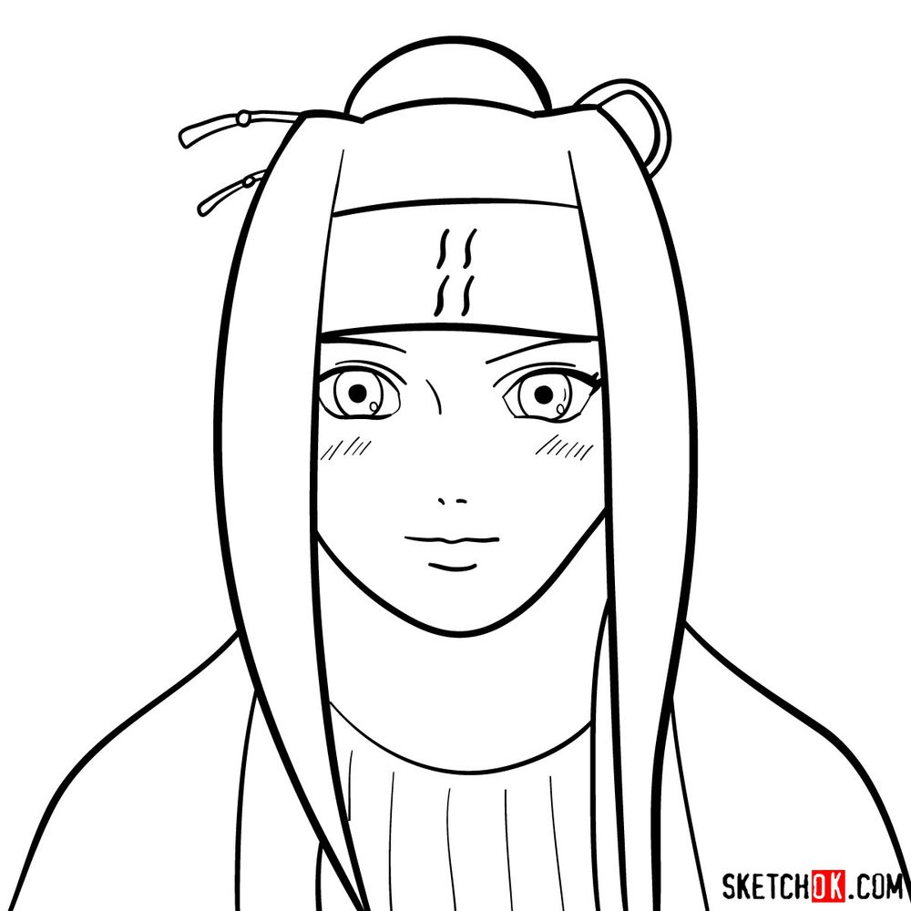 How to draw Haku Yuki