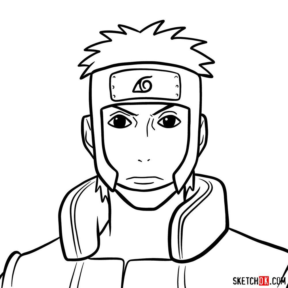 How to draw Yamato