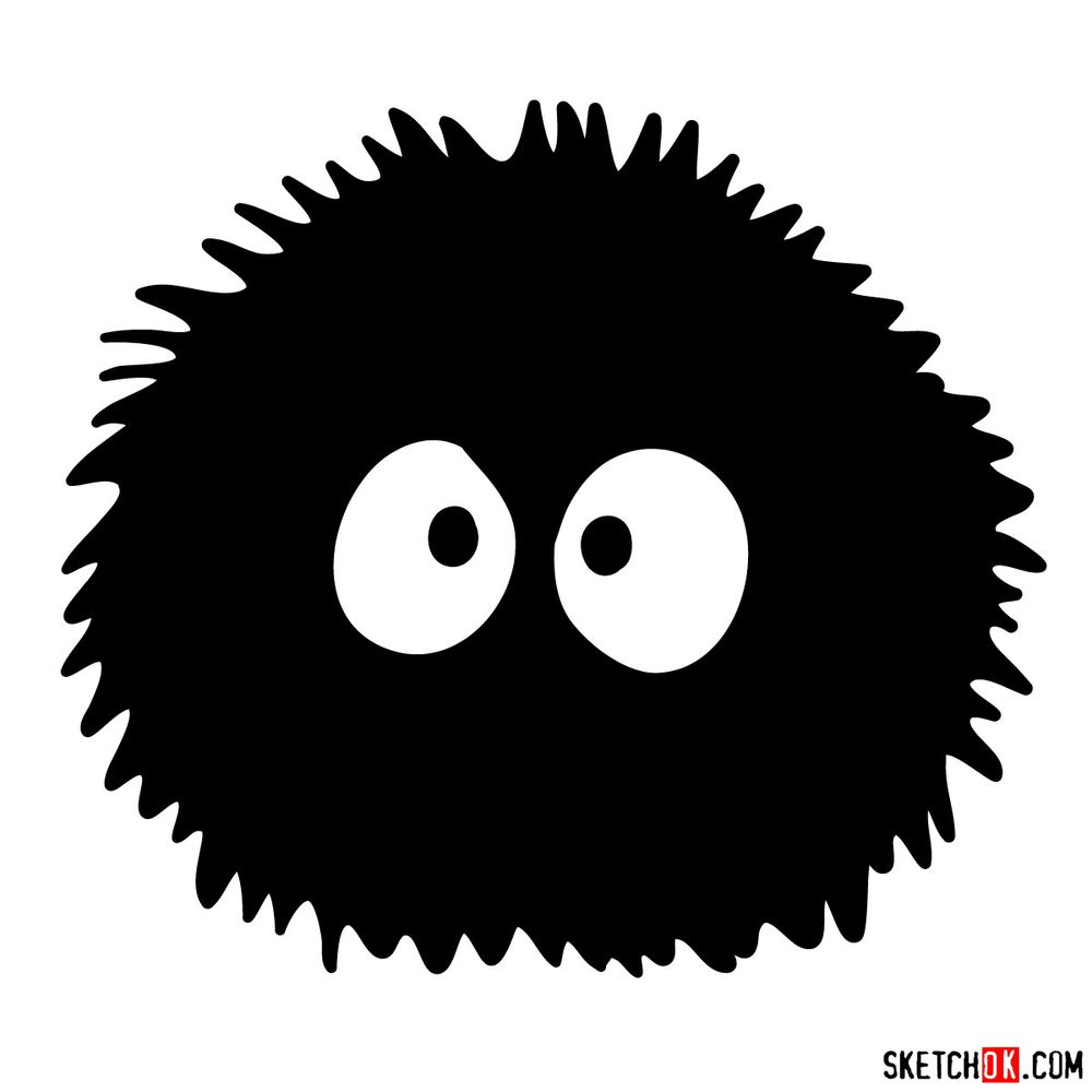 How to draw the Soot Sprite