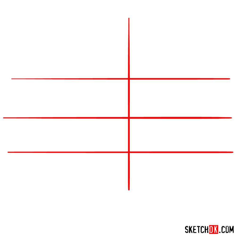 How to draw The Philadelphia Phillies logo - step 01
