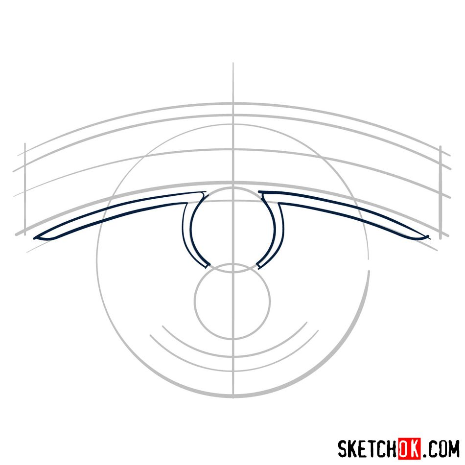 How to draw New Orleans Pelicans logo - step 03